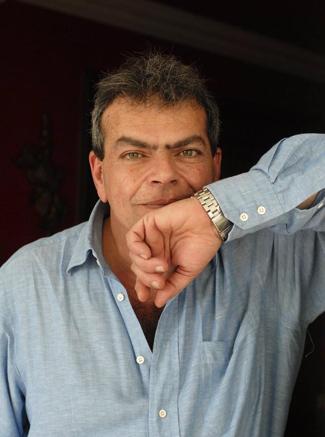 Retrato de Naguib Ciurlizza
